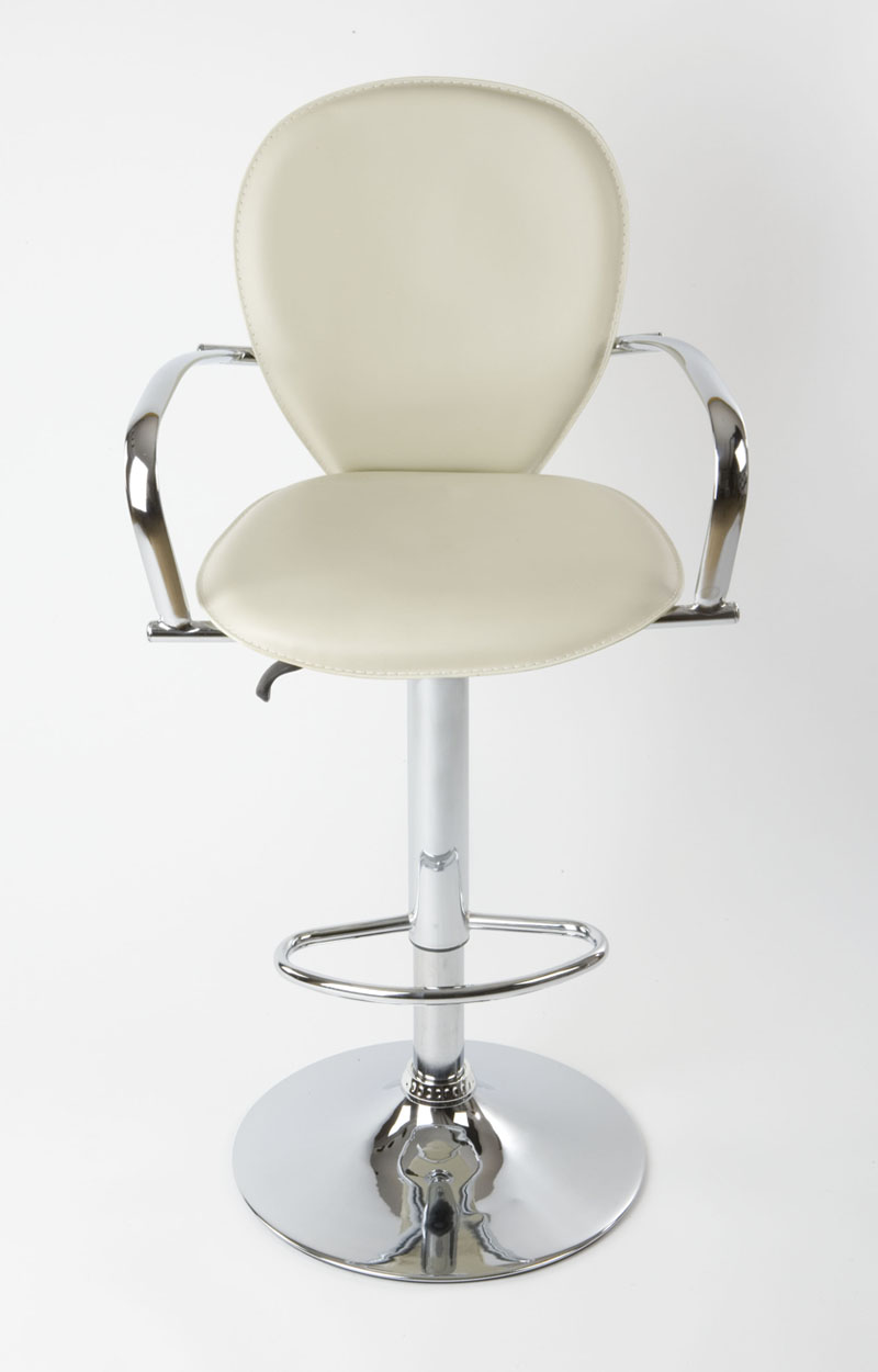 Design barhocker m nchen creme drehstuhl barstuhl for Barhocker auf rechnung