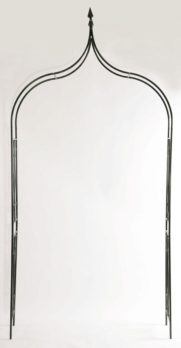 neu gro er rosenbogen rankhilfe eisen pergola ebay. Black Bedroom Furniture Sets. Home Design Ideas